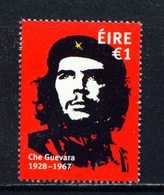IRELAND - 2017 Che Guevara 1 Euro  Used As Scan - 1949-... Republic Of Ireland