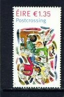 IRELAND - 2017 Postcrossing 1.35 Euro  Used As Scan - 1949-... Republic Of Ireland