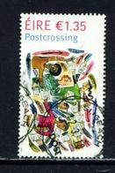 IRELAND - 2017 Postcrossing 1.35 Euro  Used As Scan - 1949-... République D'Irlande