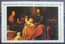 ORDRE DE MALTE                     N° 463                         NEUF** - Malte (Ordre De)
