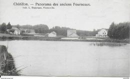 CHATILLON ..-- Les Anciens FOURNEAUX . - Saint-Léger