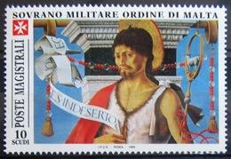 ORDRE DE MALTE                     N° 468                         NEUF** - Malte (Ordre De)