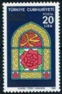 1980 TURKEY THE 15TH CENTURY OF HEGIRA MNH ** - Ongebruikt