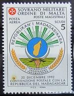 ORDRE DE MALTE                     PA 49                         NEUF** - Malte (Ordre De)