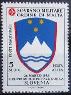 ORDRE DE MALTE                     PA 50                         NEUF** - Malte (Ordre De)