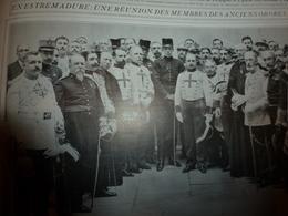 1905 LA VIE HEUREUSE:Estremadure;La Roulotte Du Home-Car-Club;Asile Léo Delibes;Mme Delarue-Mardrus;Suède Et Norvège;etc - 1900 - 1949