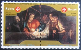 ORDRE DE MALTE                     N° 549/550                         NEUF** - Malte (Ordre De)