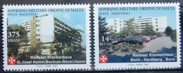 ORDRE DE MALTE                     N° 526/527                        NEUF** - Malte (Ordre De)