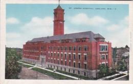 Wisconsin Ashland St Joseph Hospital - United States