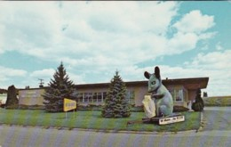 """Wisconsin Fennimore """"Igor"""" Giant Mouse At Fennimore Butter & Cheese Factory - United States"""