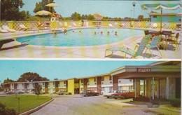 Wisconsin Burlington The Rainbow Motel Highway 36 - United States