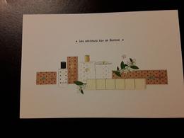 """BONTON    ~~~ """" Les Senteurs Bio  """" Pour Bébé   !! - Perfume Cards"""