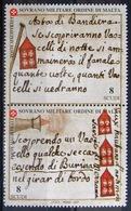 ORDRE DE MALTE                     N° 654/655                        NEUF** - Malte (Ordre De)