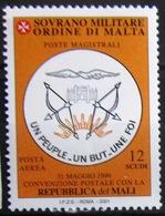 ORDRE DE MALTE                     PA 57                        NEUF** - Malte (Ordre De)