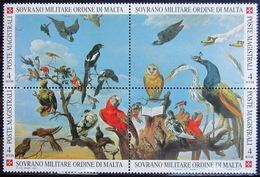 ORDRE DE MALTE                     N° 590/593                        NEUF** - Malte (Ordre De)