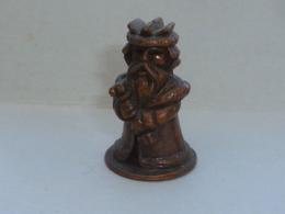 KINDER METAL, LE ROI - Figurines En Métal