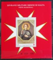 ORDRE DE MALTE                     F 589                        NEUF** - Malte (Ordre De)