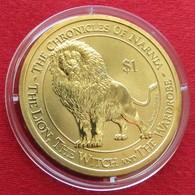 New Zealand 1 $ 2006 Lion Chronicles Of Narnia Nova Zelandia Nuova Zelanda Nouvelle Zelande - Nouvelle-Zélande