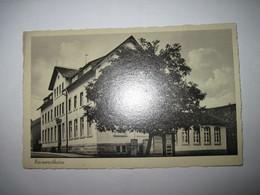CPA  ALLEMAGNE   Kornwestheim Rathaus Mit Wasserturn TBE - Kornwestheim