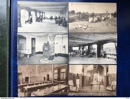 """Rixensart/ -11 Cpa De La Villa De Convalescence De L'oeuvre Philantropique""""Roger De Grimberghe"""" - Rixensart"""