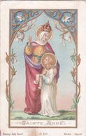 Sainte Anne - Bonamy Edit Pontifi. - Images Religieuses