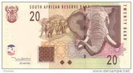 SOUTH AFRICA P. 129a 20 R 2005 UNC - Sudafrica