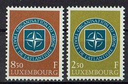 Luxemburg 1959 // Mi. 604/605 ** - Luxemburg
