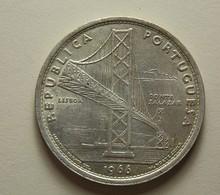 Portugal 20 Escudos 1966 Silver - Portugal