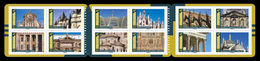 France 2019 Mih. 7245/56 History Of Architectural Styles MNH ** - France