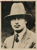 OLD PHOTO : INDE INDIA LE DUC DE GLOUCESTRE VICE ROI DES INDES EMPIRE BRITANNIQUE COLONIE ANGLAISE ENGLISH COLONY - Personalidades Famosas