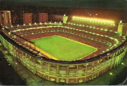 Football Foot Madrid Stade Santiago Bernabeu Ligue Des Champions - Fussball