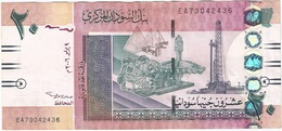 Sudán 20 Pounds 9-7-2006 Pick 68a Ref 1 - Soudan