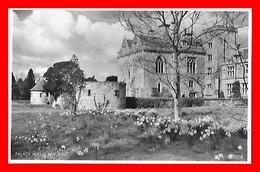 2 CPSM/pf BEAULIEU (Angleterre) Palace House Beaulieu / The Refectory Door And Washbasins, Beaulieu Abbey. Glacé...I0560 - Autres