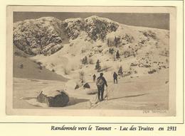 TANNET - Lac Des Truites - SOULTZEREN - STOSSWIHR   - Randonnée  1911 - Munster