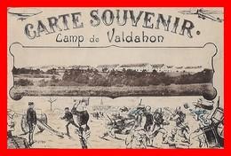 CPA (25) VALDAHON.  Carte Souvenir. Camp De Valdahon...I0566 - Altri Comuni
