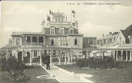 WIMEREUX  -- Grand Hôtel Mauricien                                              -- L D B 396 - France