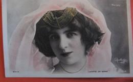 BROWER  Artiste Photo REUTLINGER Femme Théâtre Marigny - Artistes