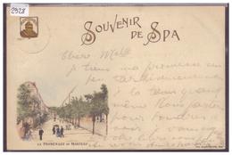 SOUVENIR DE SPA - TB - Spa