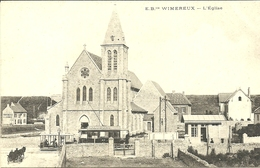 WIMEREUX  -- L'Egliseo                                          -- E B 118 - France