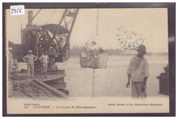 DAHOMEY - COTONOU - LE PANIER DE DEBARQUEMENT - TB - Dahomey