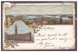SYDNEY - LITHO - TB - Sydney