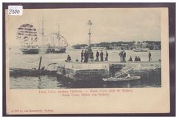 SYDNEY HARBOUR - FARM COVE - B ( PLIS A GAUCHE ) - Sydney