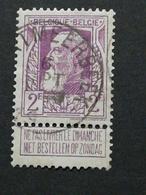 COB N° 80 Oblitération Boortmeerbeek - 1905 Grosse Barbe