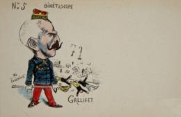 AFFAIRE DREYFUS BINETOSCOPE GALLIFET- LES NORWIN'S - Andere Zeichner