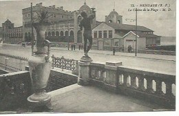 (A) Hendaye : Le Casino De La Plage - Hendaye