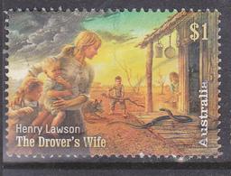 2017. AUSTRALIAN DECIMAL. Henry Lawson. $1. The Drovers Wife. FU. - 2010-... Elizabeth II