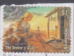 2017. AUSTRALIAN DECIMAL. Henry Lawson. $1. The Drovers Wife. P&S. FU. - 2010-... Elizabeth II