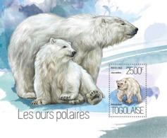 Togo 2013  Fauna  Polar Bears - Togo (1960-...)