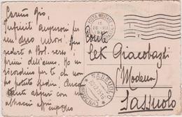 Italia 1916 Posta Militare XII Corpo Di Armata ,post Card - 1900-44 Vittorio Emanuele III