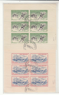 New Zealand / Health Miniature Sheets / Life Savers / Swimming / Charity Stamps - Unclassified